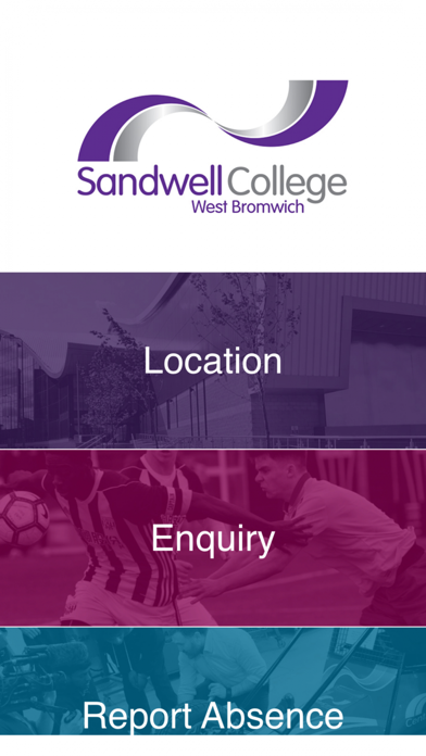 Sandwell College screenshot one