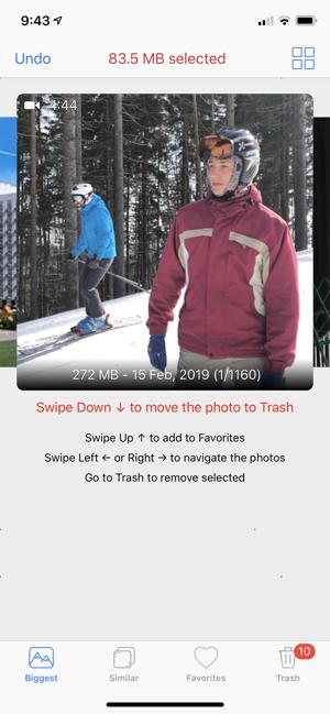 Cleaner for Media Files Screenshot