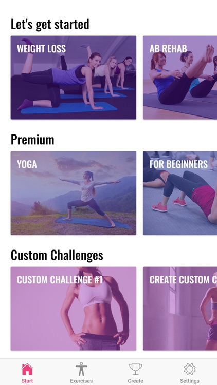 30 Day Fit Mommy Challenge