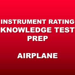 Instrument Test Prep Airplane