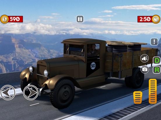 Drive Heavy Truck Simulator 3D screenshot 5