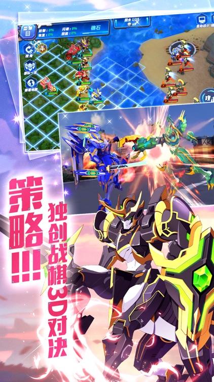 未来机甲决战-3D重装战棋策略手游