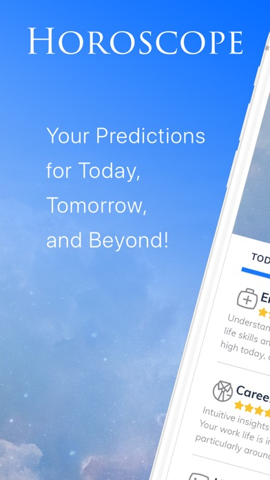 Screenshot #1 pour My Horoscope - Daily Astrology