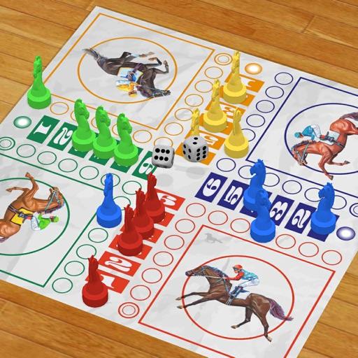 Ludo 3D - Horse Race Chess