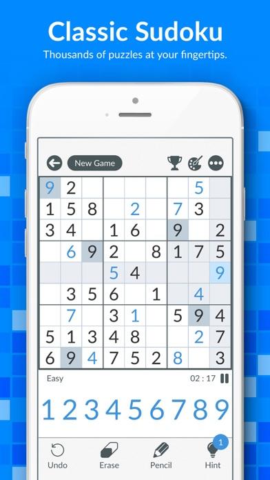 Sudoku ▦ screenshot 1