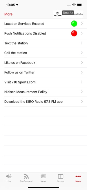 710 ESPN Seattle on the App Store