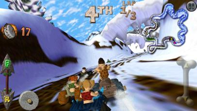 Cro-Mag Rally Screenshots