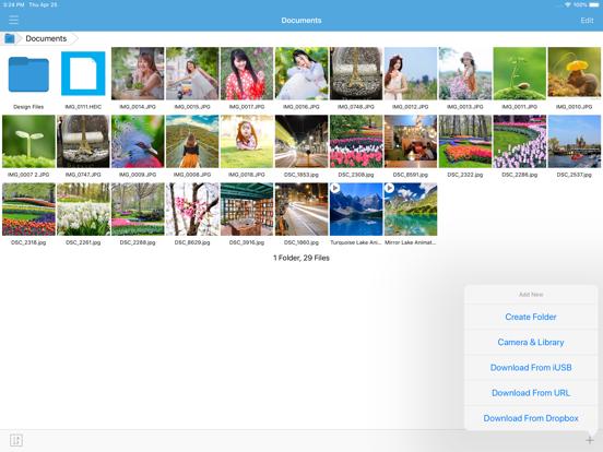 iUSB Screenshots