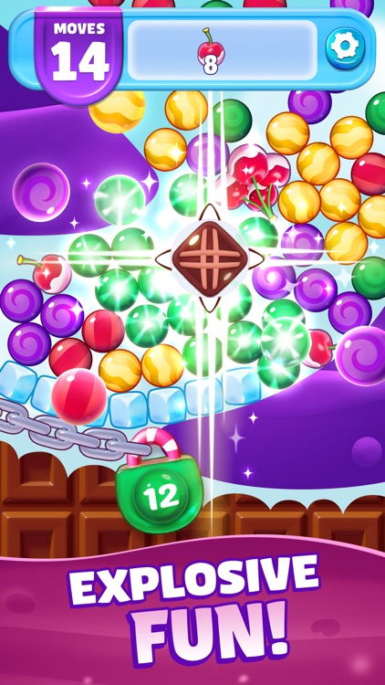 Sugar Blast! screenshot-1