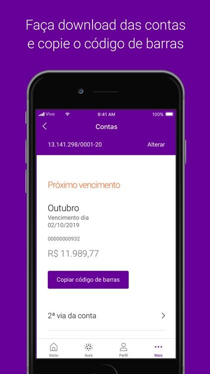 Meu Vivo Empresas Móvel screenshot-3