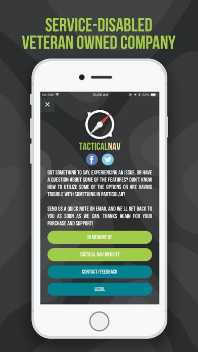 Tactical NAVのおすすめ画像10