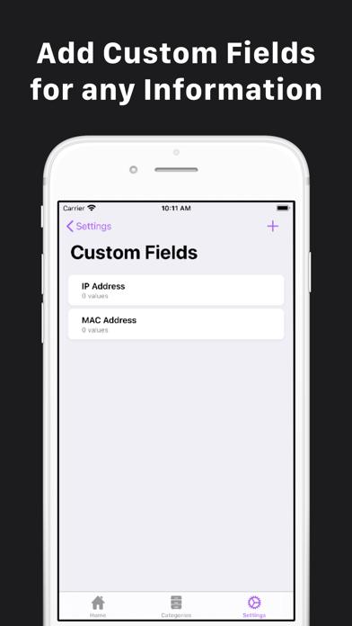 Скриншот №4 к HomePass for HomeKit