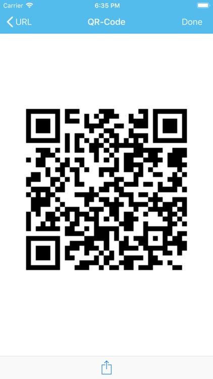 Barcode & QR code - Pro screenshot-4