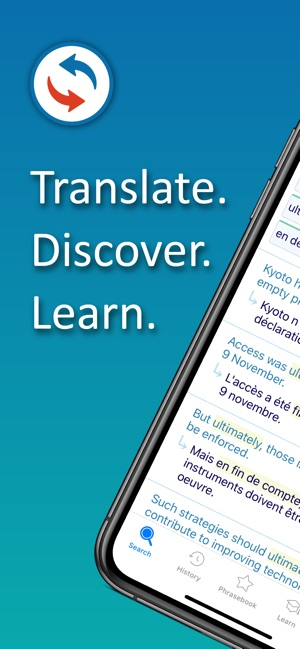 Reverso translate and learn on the App Store