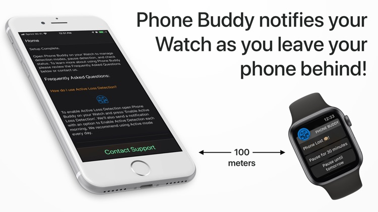 Phone Buddy for Watch
