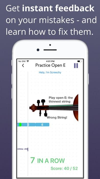 Trala: Learn Violin