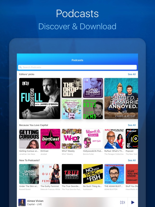 Capital FM on the App Store
