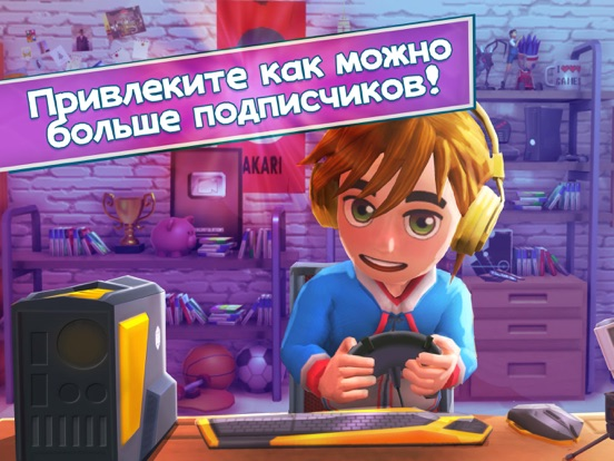 Игра Youtubers Life: Gaming Channel