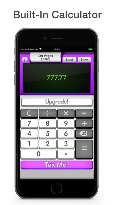 Sales Tax Calculator - Tax Me screenshot two