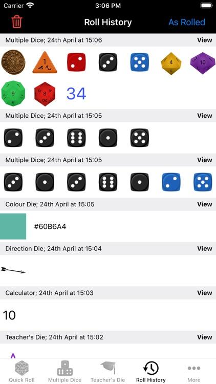 Natural 20 Lite App screenshot-4