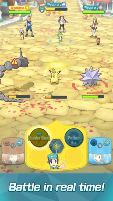 Pokémon Masters screenshot 6