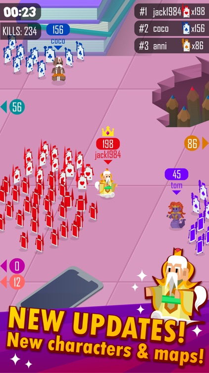 King Run - Poker Army screenshot-0