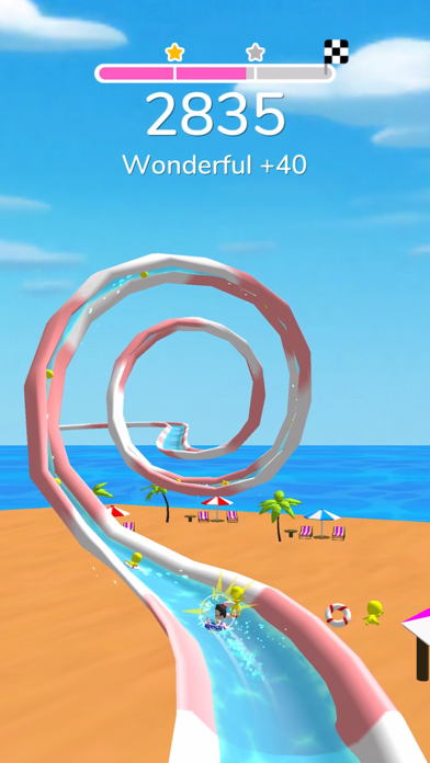 Waterpark: Slide Race screenshot 3