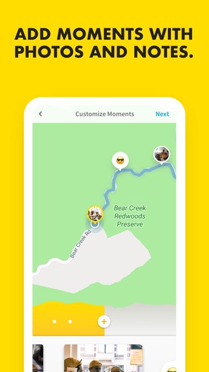 Relive: Run, Ride, Hike & more screenshot-3