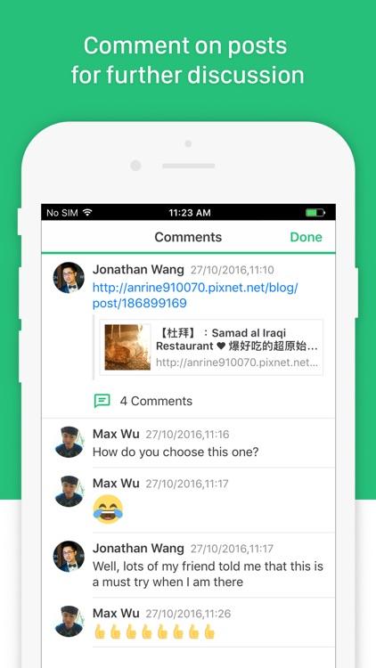 Synology Chat screenshot-4