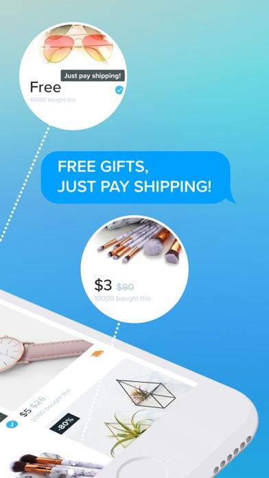 Screenshot for Wish - Shopping Made Fun in Czech Republic App Store