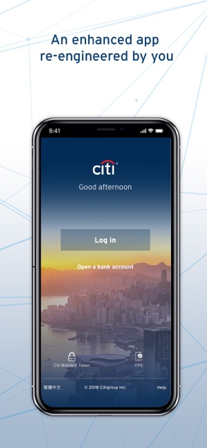 Citibank HK on the App Store