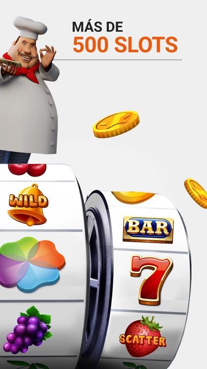 Luckia Apuestas y Casino screenshot-4