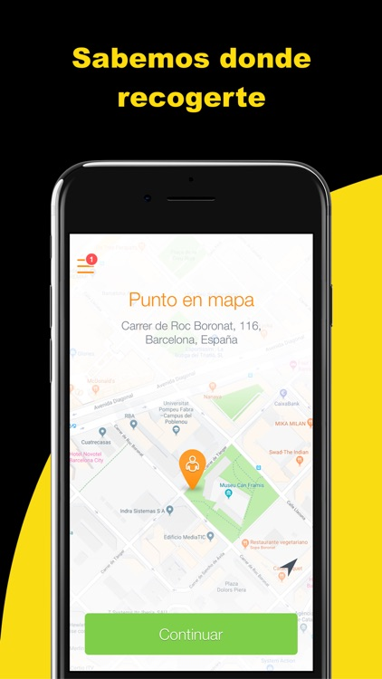 Yellow Taxi: cabs in Barcelona by Yellow Taxi Barcelona
