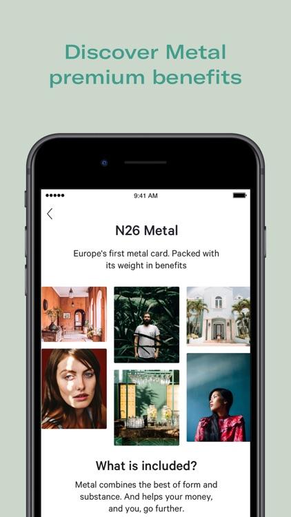 N26 – The Mobile Bank screenshot-6
