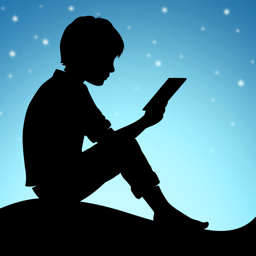Ícone do app Kindle