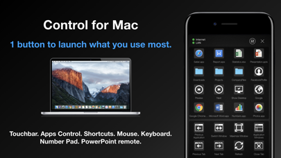 Controlax Pro: Control for Mac