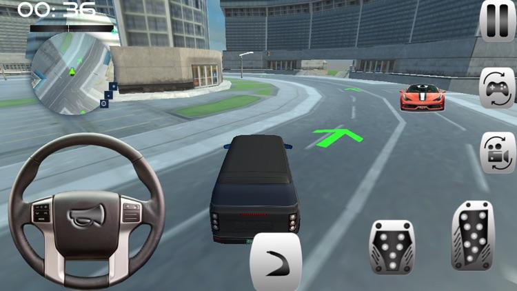 Prado Car Simulator 2021 screenshot-5