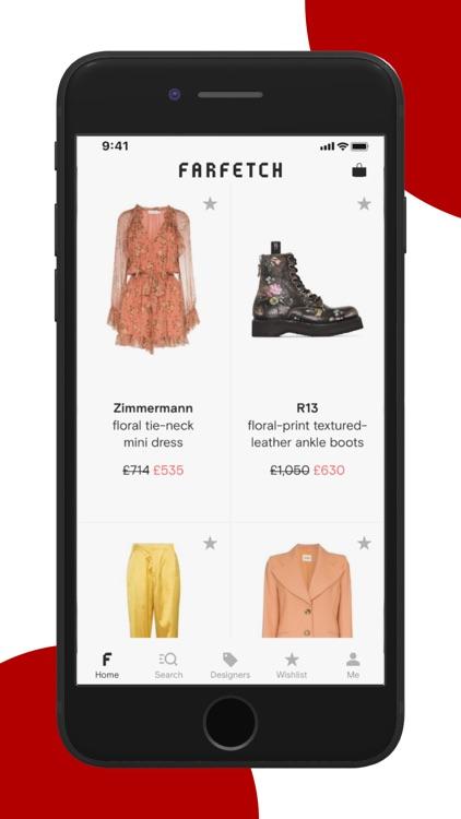 Farfetch - Fashion Shopping screenshot-9