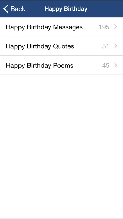 Happy Birthday Cards Messages