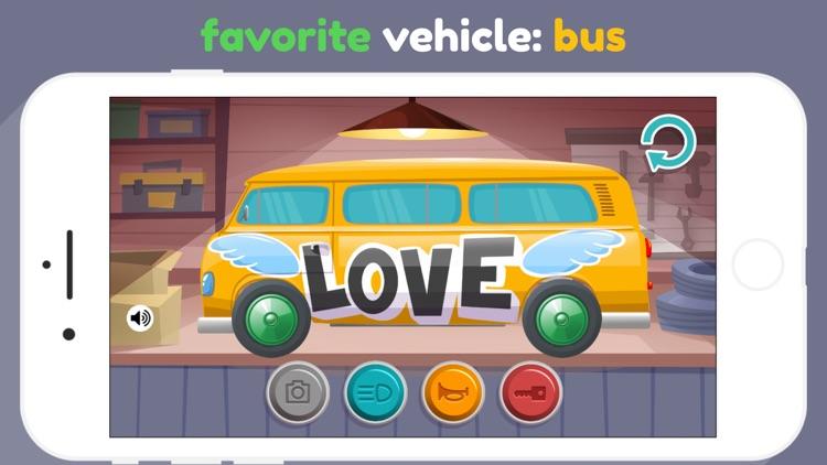 Car Maker for kids & toddlers screenshot-5