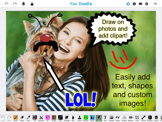 You Doodle Pro - art on the go Screenshots