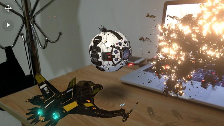 AR Space Fight screenshot-5