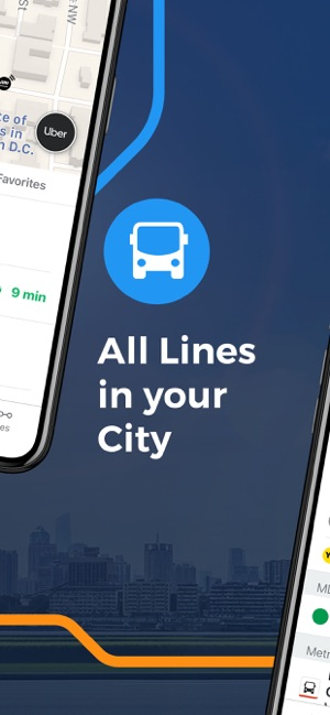 Moovit: Train & Bus Times on the App Store