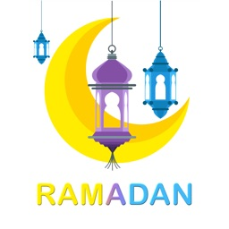 Ramadan HD Stickers شهر رمضان