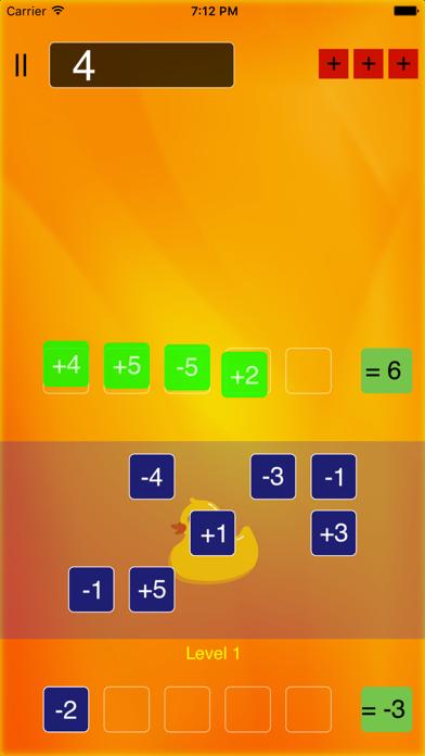 PlusMinus - Reflex Math Game Screenshots