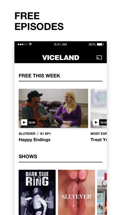 VICELAND screenshot-3
