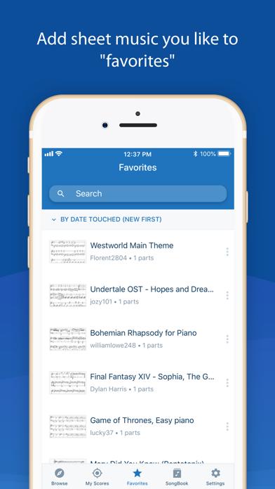 MuseScore: sheet music | App Price Drops
