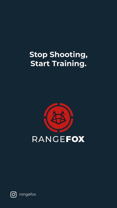 RangeFox: Shot Timer & Drills Screenshot