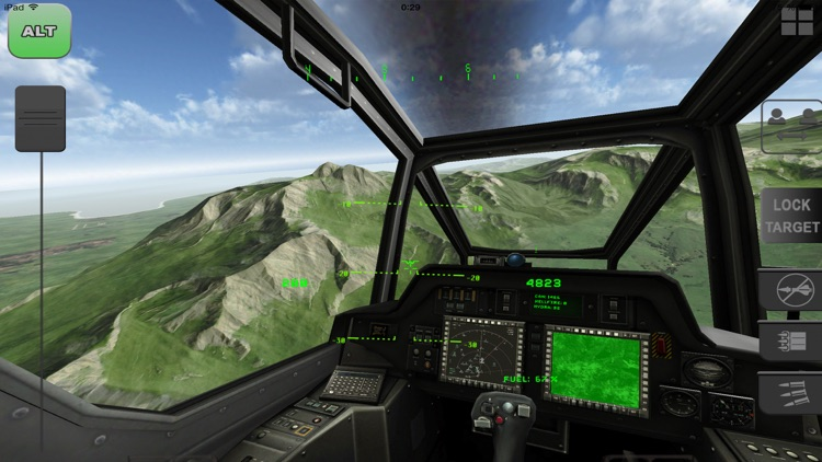 Air Cavalry - Flight Simulator