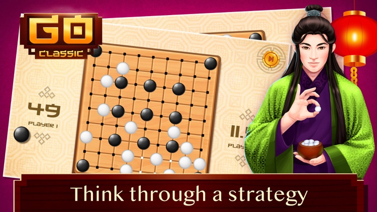 Go Classic Chinese Game